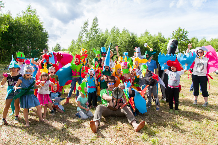 Фото №2 - Фестиваль «Архстояние Детское» 2021 в Никола-Ленивце