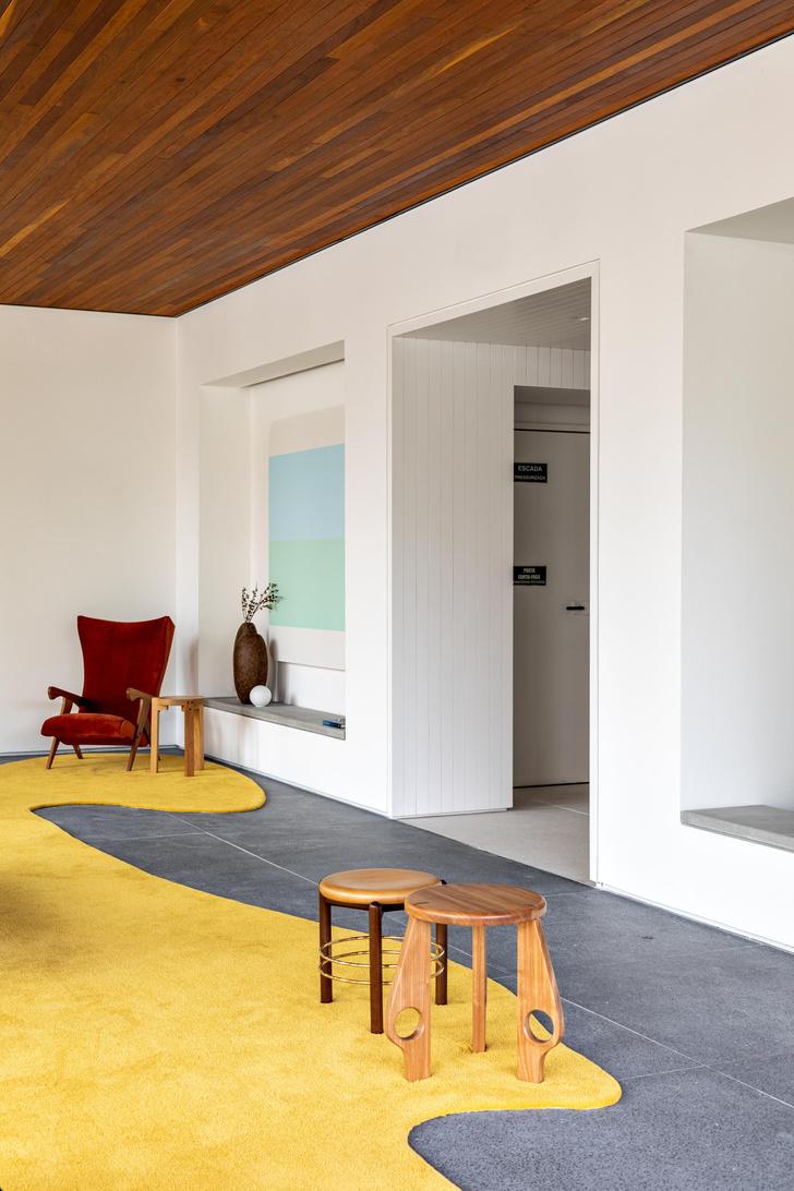 Фото №4 - Яркий интерьер жилого дома в Бразилии