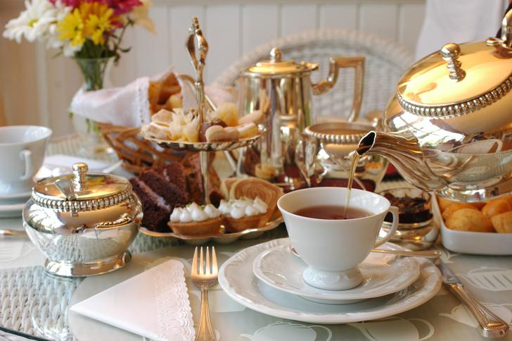 Фото №6 - К чаю: что королевские особы предпочитают есть на полдник