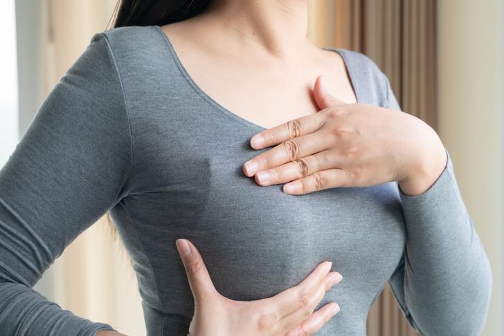 Онколог назвал 5 правил, которые помогут избежать рака груди