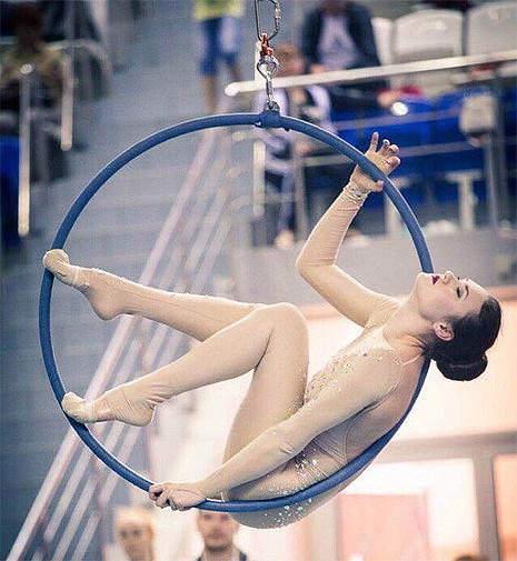 Милана Подкина, танцовщица, фото