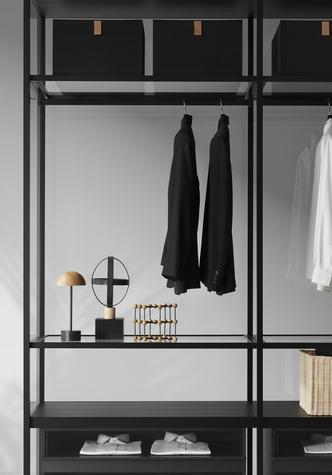 Фото №4 - Storage Black Sugi: новые системы хранения Porro