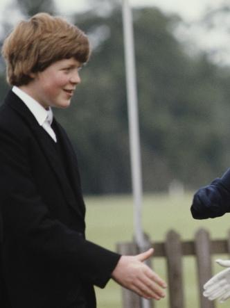 Фото №3 - Любопытное сходство: член семьи, на которого с каждым годом все больше похож принц Джордж
