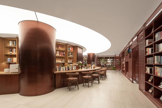 Фото №8 - Концептуальный книжный магазин в Шанхае