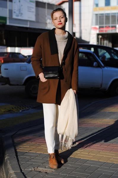 Модная одежда осени