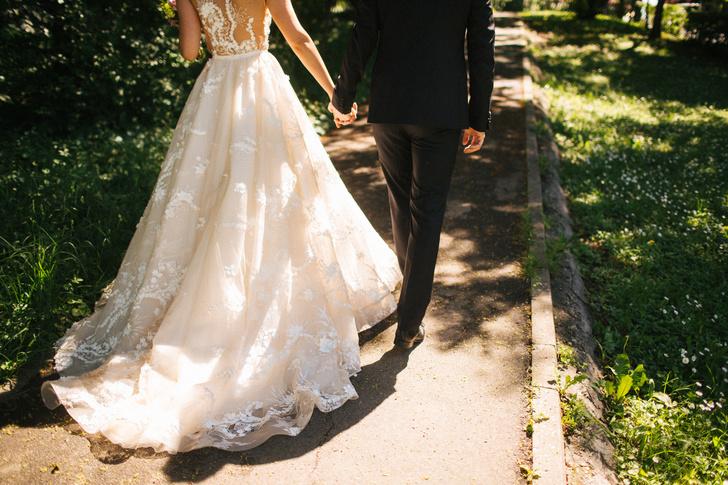 Фото №1 - 22 свадебные приметы на долгую счастливую жизнь