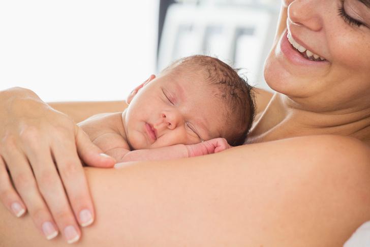 Как наладить сон грудного ребенка
