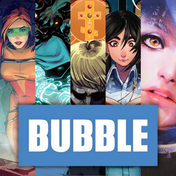 Фото №1 - Вселенная Bubble: самые прикольные комиксы, кроме «Майора Грома» 🔥
