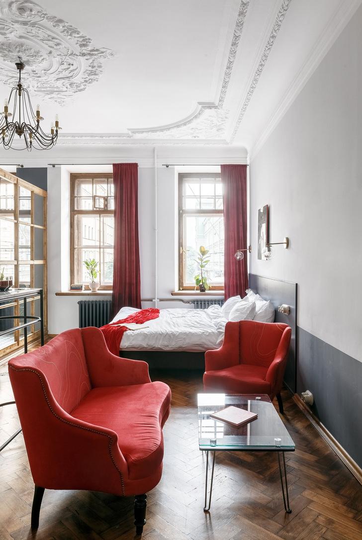 Фото №2 - Гостевые апартаменты в Санкт-Петербурге