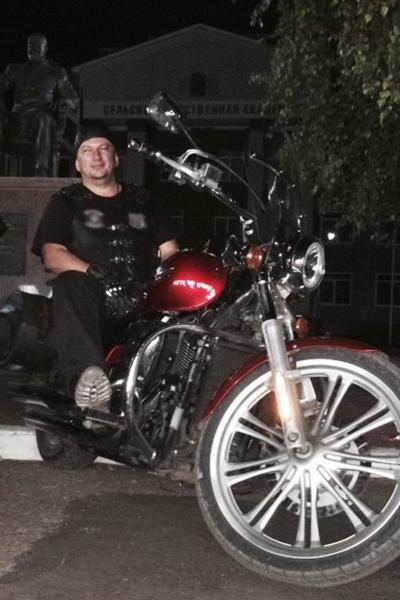 Фото №12 - Байкеры Ульяновска: 15 признаний в любви мотоциклу
