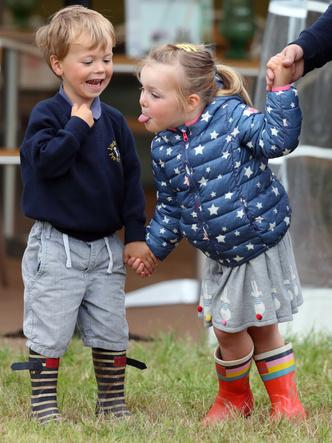 Фото №5 - 10 случаев, когда королевские дети показывали характер