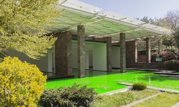 Фото №3 - Инсталляция Олафура Элиассона в Базеле