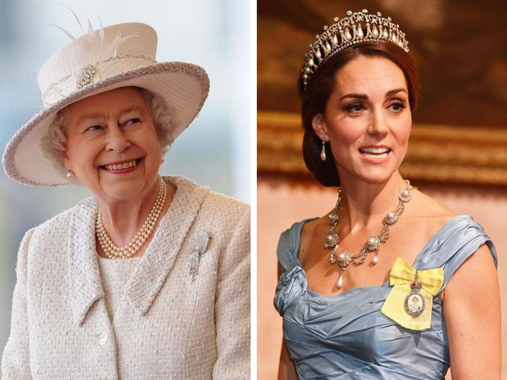 Фото №1 - Особые послания: как королевские особы «общаются» при помощи украшений