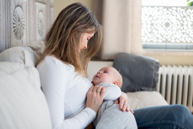 Здоровье грудного ребенка