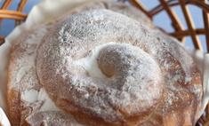 Как готовить пышные булочки со сгущенкой