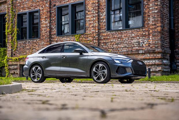 Фото №1 - Новое поколение Audi A3 получило русский ценник