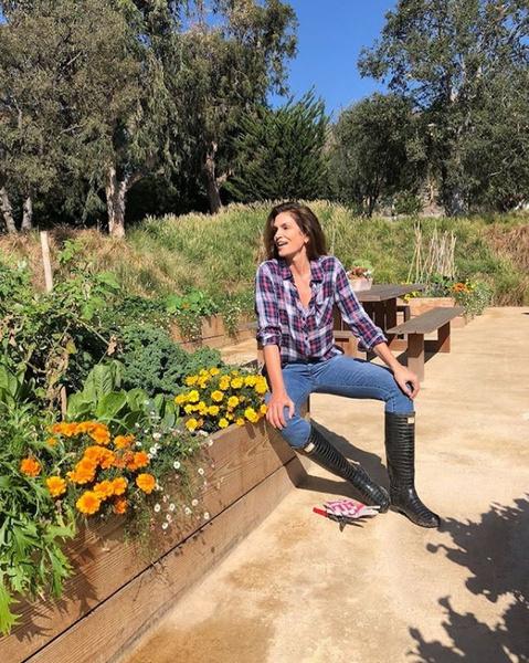 Фото №1 - Дачники Голливуда: 18 звезд, которые любят работать в саду