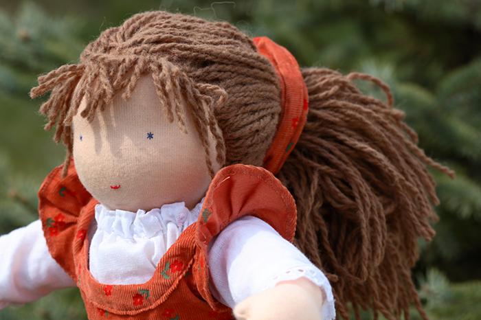 Фото №5 - Ручная работа: вальдорфская кукла