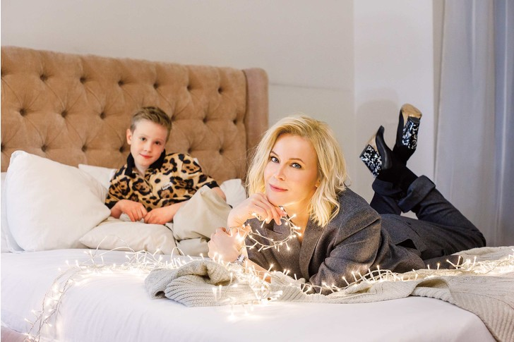 Фото №3 - Мария Куликова: «В детстве запеченная курица на Новый год была событием»