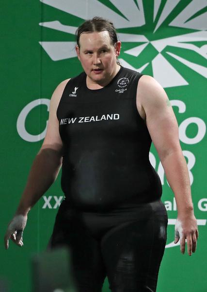 Фото №8 - Битва полов на Олимпиаде: за медали поборется женщина— в прошлом мужчина-штангист