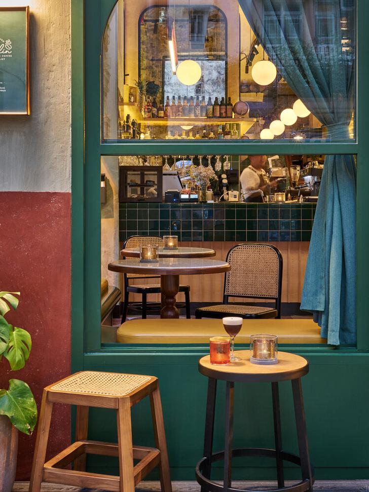 Фото №3 - Итальянская кофейня в Гонконге