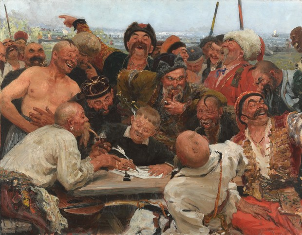 Фото №2 - От Рублева до Шагала: 30 знаменитых картин Третьяковки