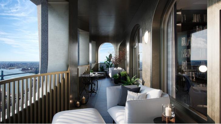 Фото №2 - Апартаменты по дизайну Дэвида Аджайе и Aston Martin