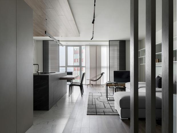 Фото №1 - Светлая квартира 83 м² в новом доме в Саратове