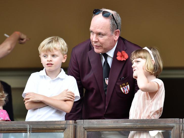 Фото №1 - Первый официальный тур: как прошел визит принца Жака и принцессы Габриэллы в Ирландию