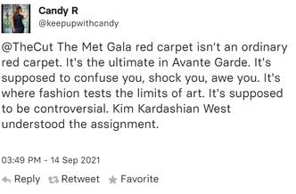 Фото №4 - Что на самом деле значит образ Ким Кардашьян для Met Gala 2021
