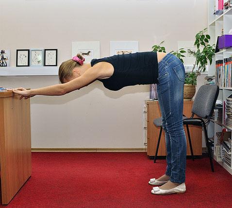 Фото №7 - 7 офисных упражнений для здорового позвоночника