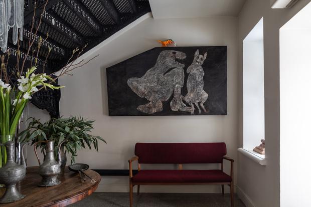 Фото №1 - Две новые выставки Myth Gallery в «Рихтере»