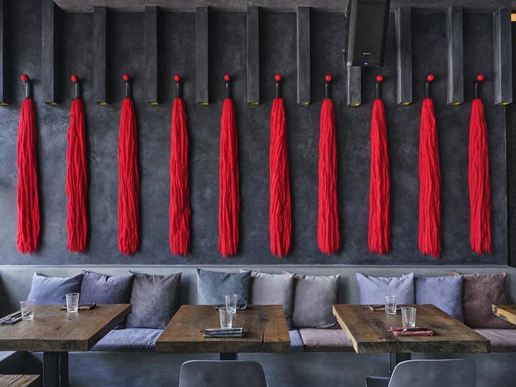 Фото №6 - Модное место: ресторан «Жирок» по проекту NB-Studio