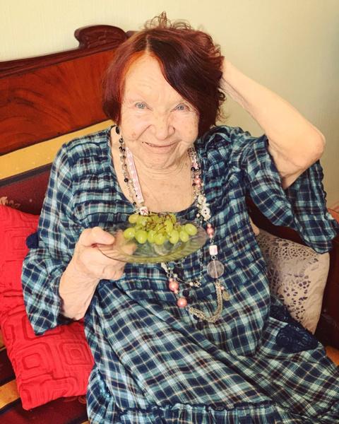 Нине Ургант исполнилось 92 года