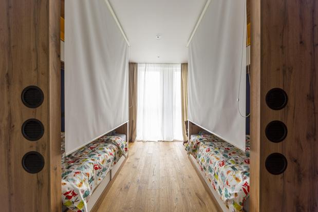 Фото №14 - Квартира 122 м² в Москве для семьи с двумя детьми и двумя собаками