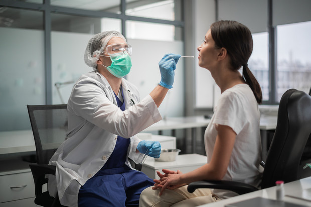 третья волна пандемии коронавируса петербург