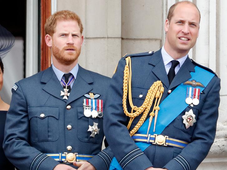 Фото №1 - Главная причина, почему Гарри и Уильям не смогут помириться в ближайшее время