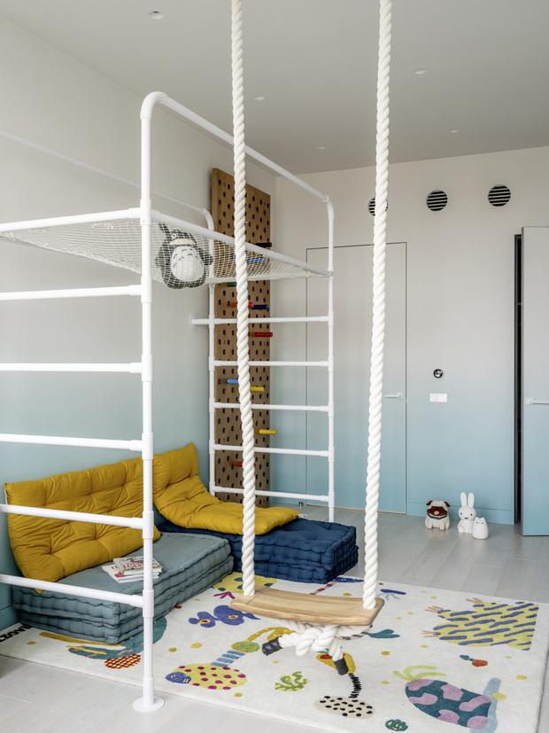 Фото №3 - Модная детская комната: 5 стильных примеров