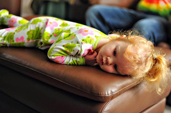 Фото №1 - Дети тоже устают!