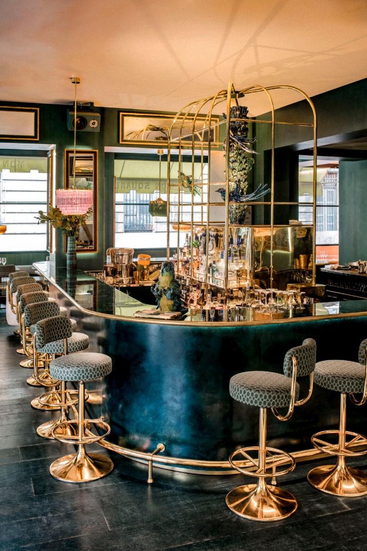 Фото №2 - Ресторан Mon Square в Париже