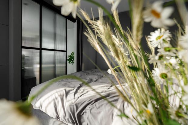 Фото №9 - Нескучная серая квартира в Гродно 65 м²