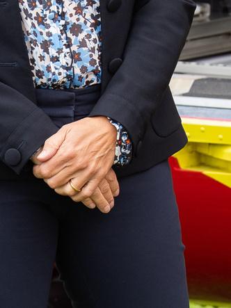 Фото №3 - Помоловочное кольцо Софи Уэссекской: как оно выглядит, и почему графиня его не носит