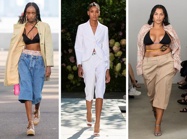 Фото №5 - Тренды весны и лета 2022 с Недели моды в Нью-Йорке