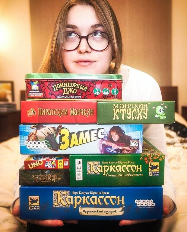 Фото №2 - В Москве пройдет Зимний фестиваль настольных игр «Игрокон 2015»