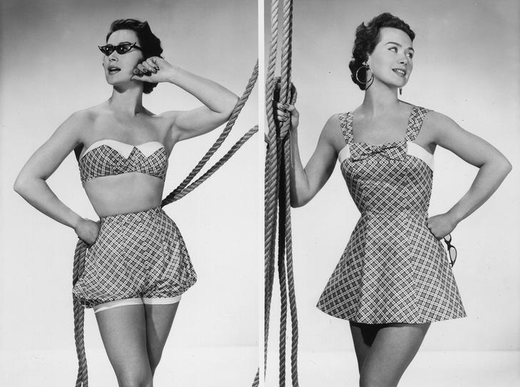 Фото №5 - Мода на тело: как за 100 лет менялось понятие идеальности