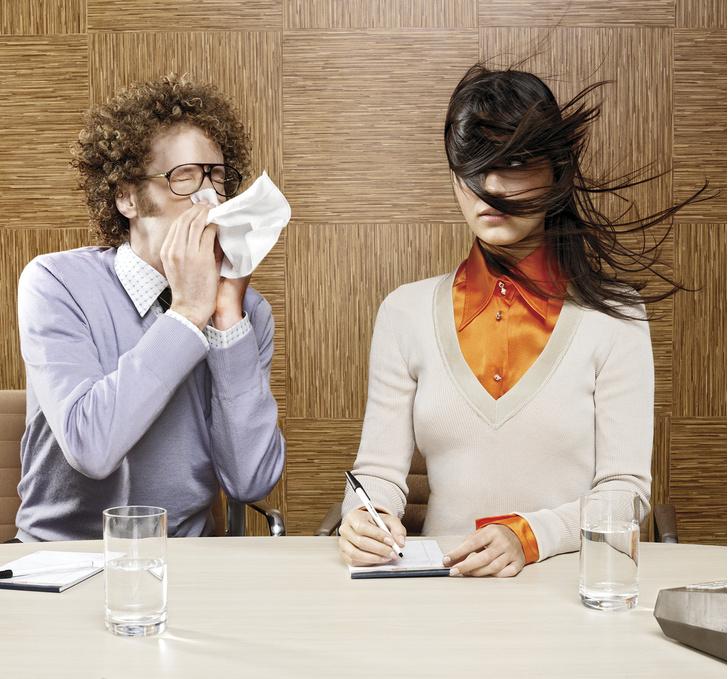 Фото №3 - Может ли секс спасти от аллергии? Отвечают ученые