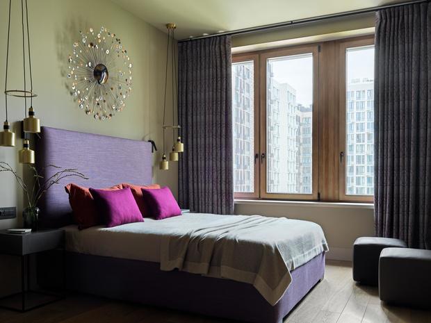 Фото №15 - Все краски осени: уютная московская квартира 70 м²