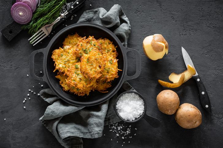 Как приготовить настоящие белорусские драники из картофеля: пошаговая инструкция с фото