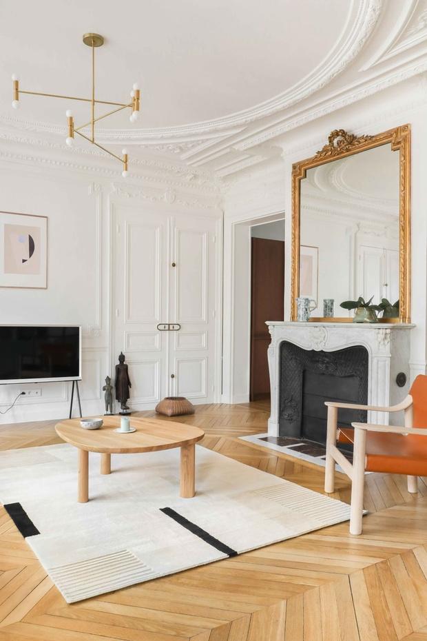 Фото №3 - Парижская квартира в стиле джапанди