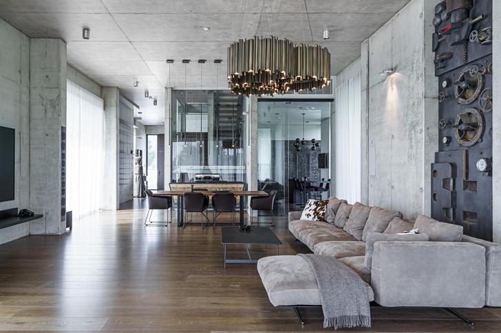Фото №4 - Брутальный дом в Таллине с элементами стимпанка